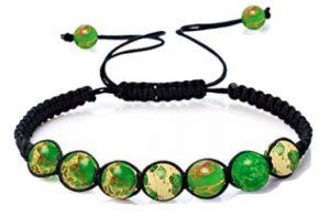 piedras lava verdes